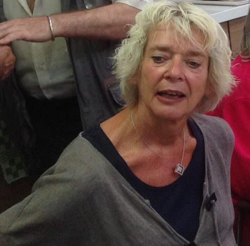 Marleen van der Mast