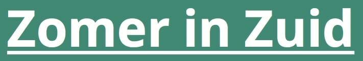 zomer in zuid logo