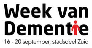 logo week van de dementie in Zuid 2019
