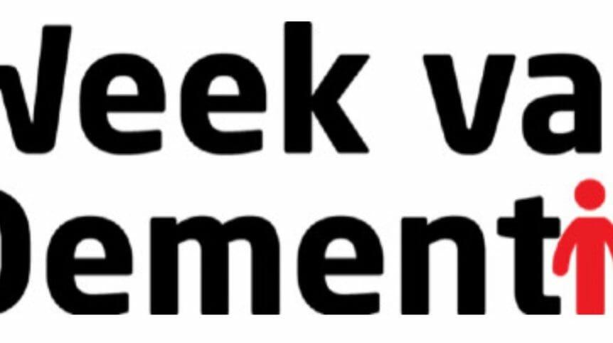 week van dementie logo